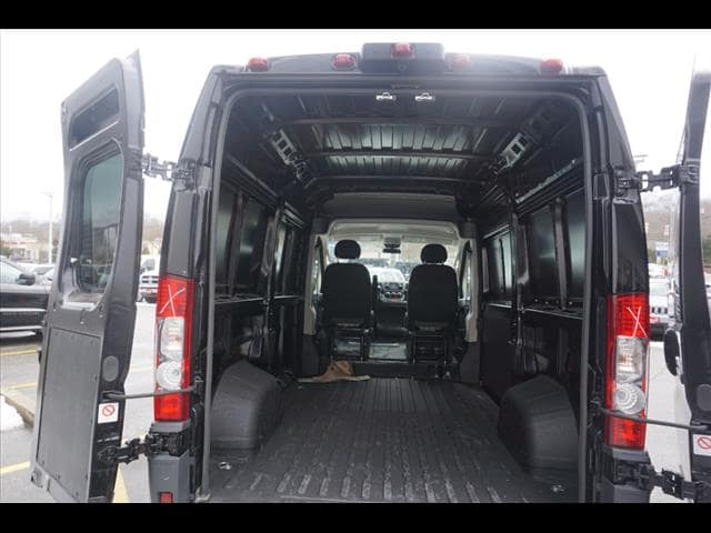 2018 ProMaster 1500 High Roof FWD,  Empty Cargo Van #SD18405 - photo 1