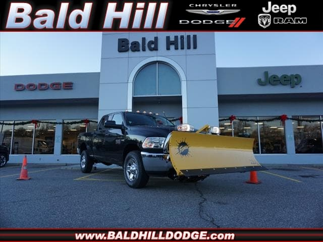 2018 Ram 2500 Crew Cab 4x4,  Fisher Pickup #SD18433 - photo 1