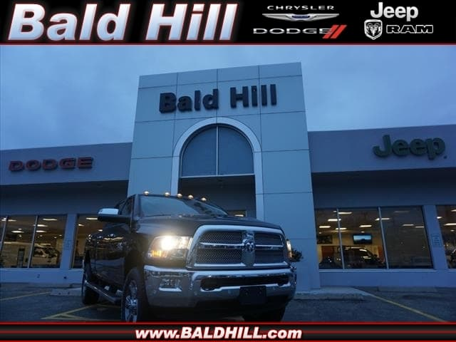 2018 Ram 2500 Crew Cab 4x4,  Pickup #SD18473 - photo 1