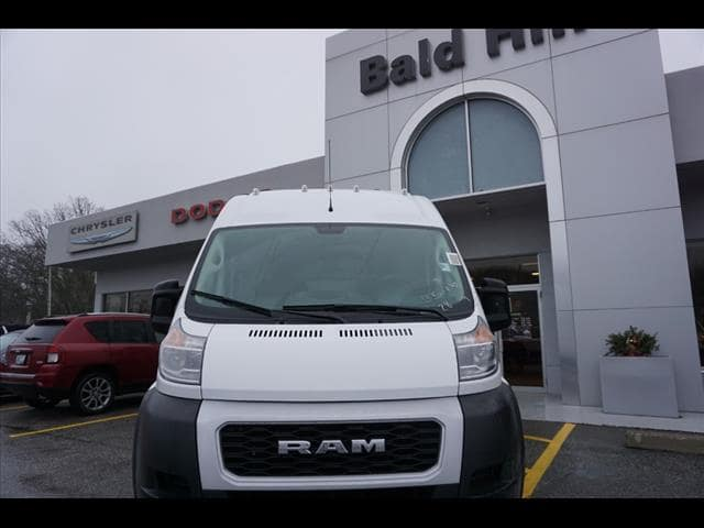 2019 ProMaster 2500 High Roof FWD,  Empty Cargo Van #SD19230 - photo 6