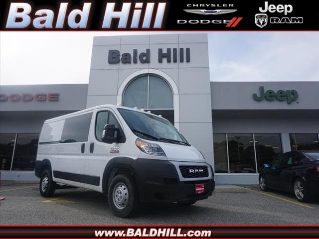 2019 ProMaster 1500 Standard Roof FWD,  Empty Cargo Van #SD19376 - photo 1