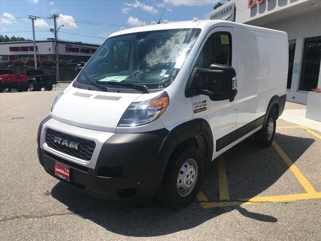 2019 ProMaster 1500 Standard Roof FWD,  Empty Cargo Van #SD19408 - photo 9
