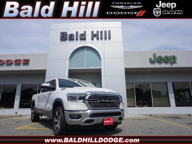 2019 Ram 1500 Crew Cab 4x4,  Pickup #SD19430 - photo 1
