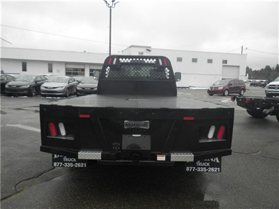 2016 Ram 3500 Regular Cab DRW 4x4, Knapheide PGNC Gooseneck Platform Body #N16392 - photo 2