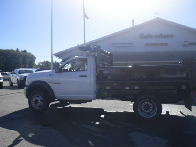 2016 Ram 5500 Regular Cab DRW 4x4, Air-Flo Dump Body #N16396 - photo 3