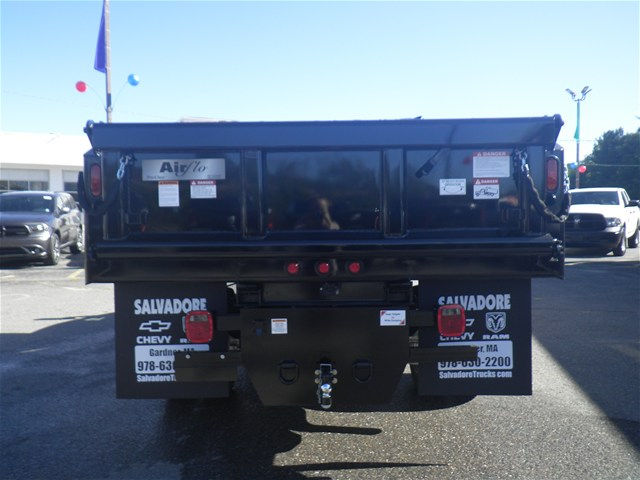 2016 Ram 5500 Regular Cab DRW 4x4, Air-Flo Dump Body #N16396 - photo 2