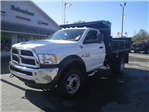 2016 Ram 5500 Regular Cab DRW 4x4, Air-Flo Dump Body #N16396 - photo 1