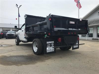 2017 Ram 5500 Regular Cab DRW 4x4, Crysteel E-Tipper Dump Body #N17078 - photo 2