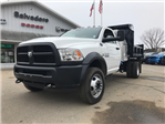 2017 Ram 5500 Regular Cab DRW 4x4,  Crysteel Dump Body #N17078 - photo 1