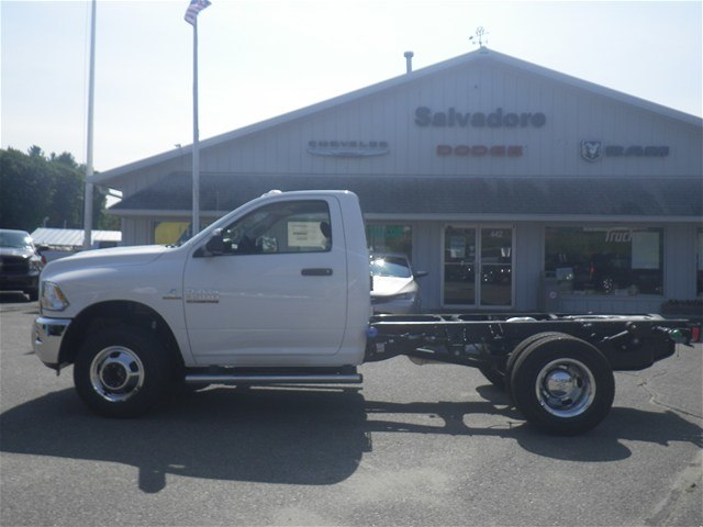 2017 Ram 3500 Regular Cab DRW 4x4,  Cab Chassis #N17304 - photo 3