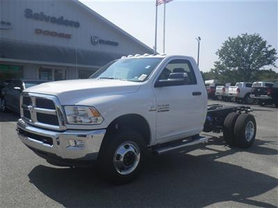 2017 Ram 3500 Regular Cab DRW 4x4,  Cab Chassis #N17304 - photo 1