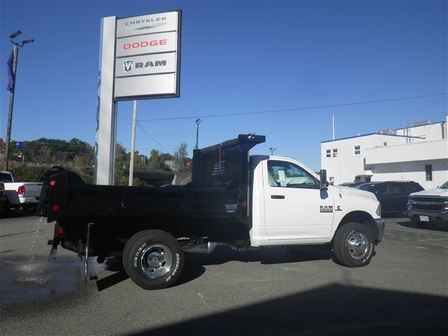 2017 Ram 3500 Regular Cab DRW 4x4, Crysteel Dump Body #N17321 - photo 2