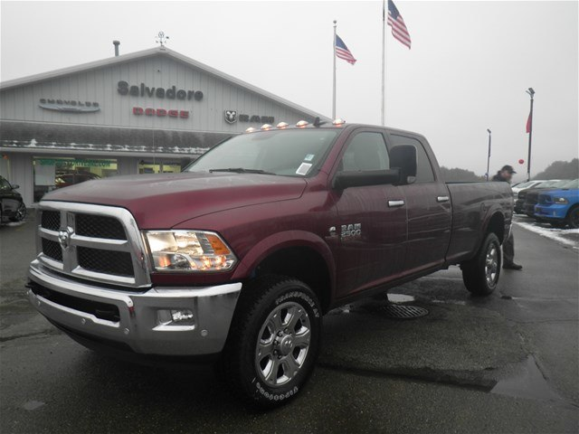 2017 Ram 2500 Crew Cab 4x4, Pickup #N17338 - photo 1