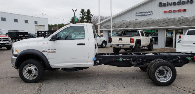 2017 Ram 5500 Regular Cab DRW 4x4,  Cab Chassis #N17354 - photo 3