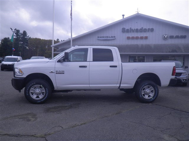 2018 Ram 2500 Crew Cab 4x4, Pickup #N18014 - photo 3
