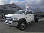 2018 Ram 5500 Crew Cab DRW 4x4, Cab Chassis #N18025 - photo 1
