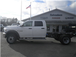 2018 Ram 5500 Crew Cab DRW 4x4, Cab Chassis #N18025 - photo 2