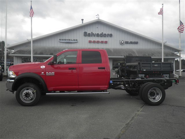 2018 Ram 5500 Crew Cab DRW 4x4, Cab Chassis #N18028 - photo 2