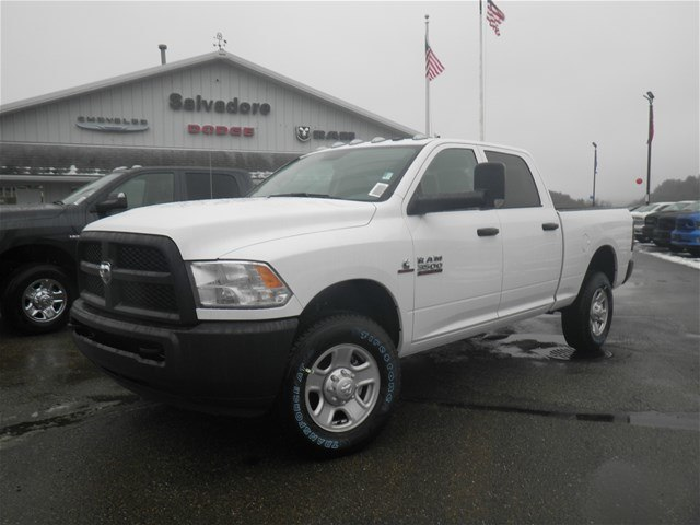 2018 Ram 3500 Crew Cab 4x4, Pickup #N18031 - photo 1