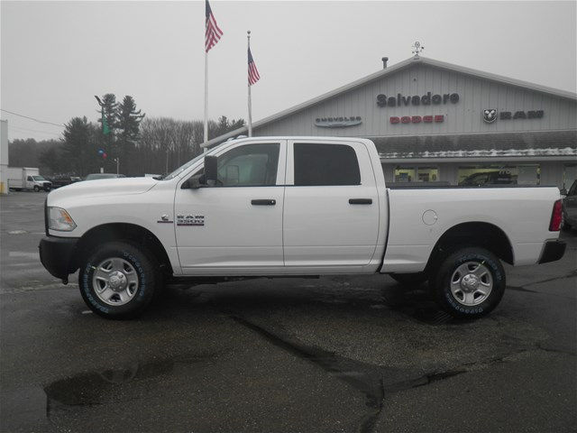 2018 Ram 3500 Crew Cab 4x4, Pickup #N18031 - photo 2