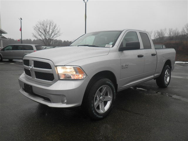 2018 Ram 1500 Quad Cab 4x4, Pickup #N18038 - photo 1