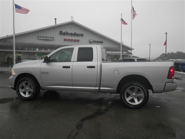 2018 Ram 1500 Quad Cab 4x4, Pickup #N18038 - photo 2