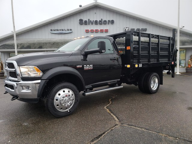 2018 Ram 5500 Regular Cab DRW 4x4,  Cab Chassis #N18047 - photo 1
