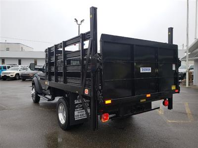 2018 Ram 5500 Regular Cab DRW 4x4,  Stake Bed #N18047 - photo 2