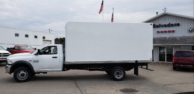 2018 Ram 5500 Regular Cab DRW, Dry Freight #N18048 - photo 3