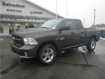 2018 Ram 1500 Quad Cab 4x4, Pickup #N18050 - photo 1