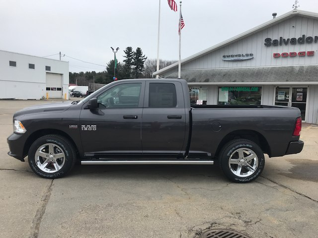 2018 Ram 1500 Quad Cab 4x4, Pickup #N18086 - photo 3