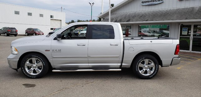 2018 Ram 1500 Crew Cab 4x4,  Pickup #N18111 - photo 8