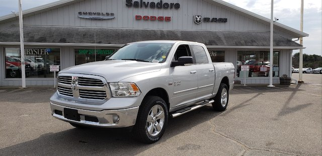2018 Ram 1500 Crew Cab 4x4,  Pickup #N18111 - photo 1