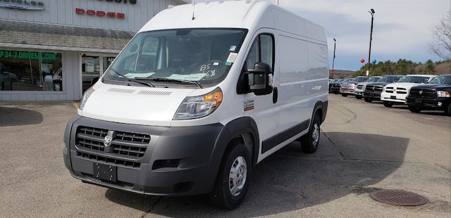 2018 ProMaster 1500 High Roof FWD,  Empty Cargo Van #N18120 - photo 1