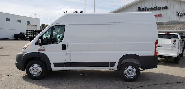 2018 ProMaster 1500 High Roof FWD,  Empty Cargo Van #N18120 - photo 3