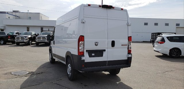 2018 ProMaster 1500 High Roof,  Empty Cargo Van #N18120 - photo 4