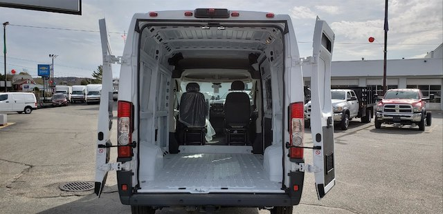 2018 ProMaster 1500 High Roof,  Empty Cargo Van #N18120 - photo 2