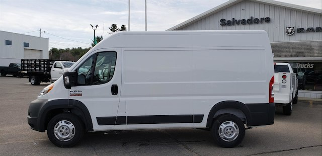 2018 ProMaster 2500 High Roof,  Empty Cargo Van #N18121 - photo 3