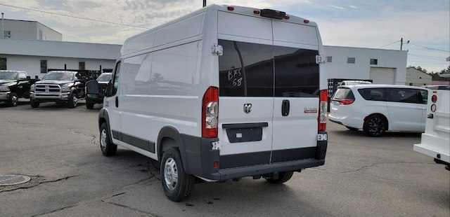 2018 ProMaster 2500 High Roof,  Empty Cargo Van #N18121 - photo 4
