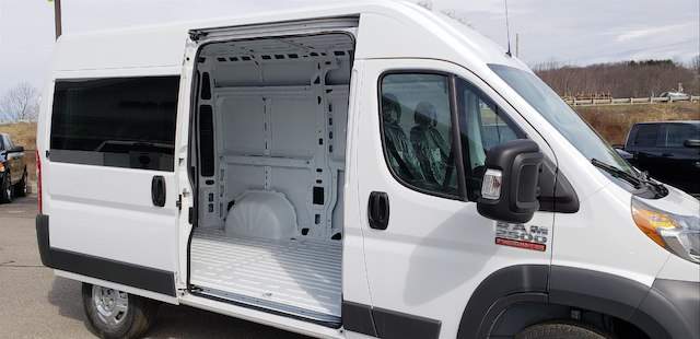 2018 ProMaster 2500 High Roof,  Empty Cargo Van #N18121 - photo 8