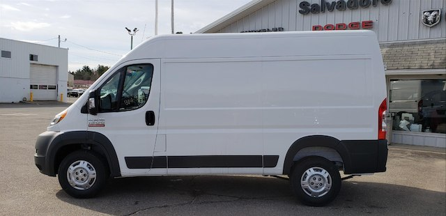 2018 ProMaster 1500 High Roof FWD,  Empty Cargo Van #N18131 - photo 3