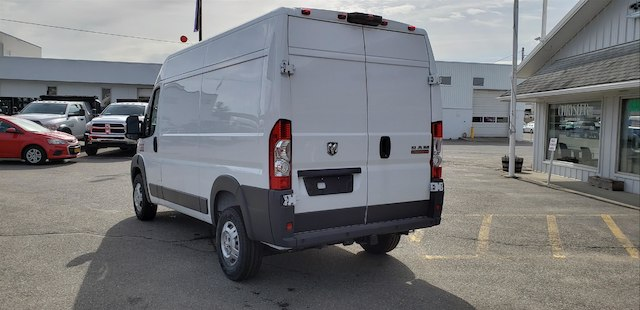 2018 ProMaster 1500 High Roof,  Empty Cargo Van #N18131 - photo 4