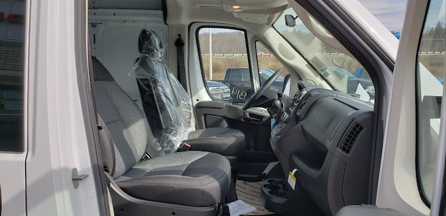 2018 ProMaster 1500 High Roof,  Empty Cargo Van #N18131 - photo 6