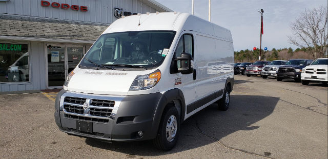 2018 ProMaster 2500 High Roof 4x2,  Empty Cargo Van #N18134 - photo 1