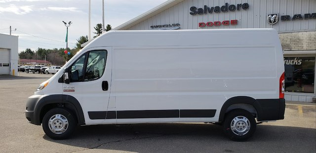 2018 ProMaster 2500 High Roof 4x2,  Empty Cargo Van #N18134 - photo 3