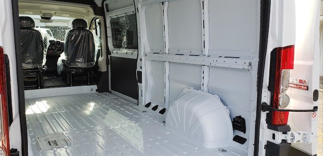 2018 ProMaster 2500 High Roof,  Empty Cargo Van #N18134 - photo 9