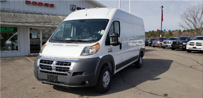 2018 ProMaster 2500 High Roof,  Empty Cargo Van #N18134 - photo 1