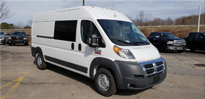 2018 ProMaster 2500 High Roof 4x2,  Empty Cargo Van #N18134 - photo 5