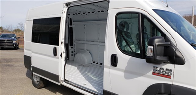 2018 ProMaster 2500 High Roof 4x2,  Empty Cargo Van #N18134 - photo 8