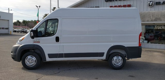 2018 ProMaster 2500 High Roof,  Empty Cargo Van #N18136 - photo 3